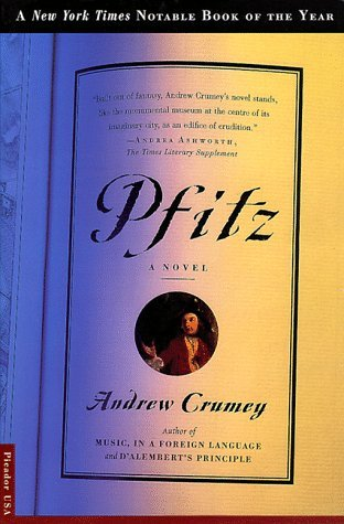 Image for Pfitz: A Novel