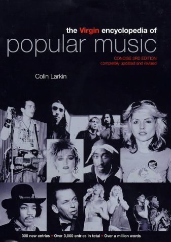 Image for The Virgin Encyclopedia of Popular Music (Concise 3rd Edition)