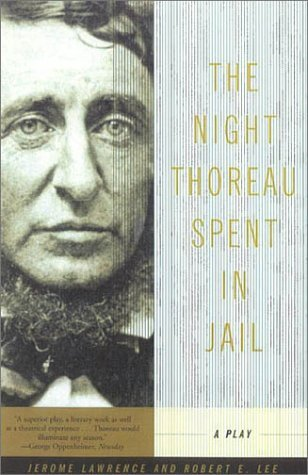 Image for Night Thoreau Spent in Jail : A Play