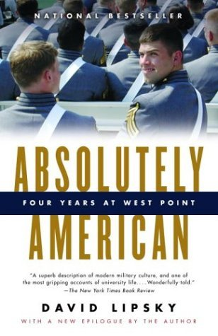 Image for Absolutely American: Four Years at West Point